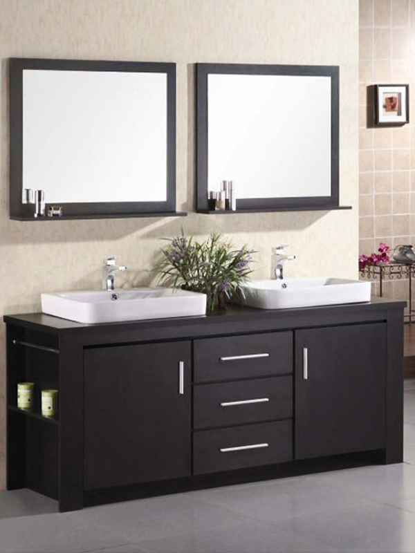 "72"" Washington Double Vanity"