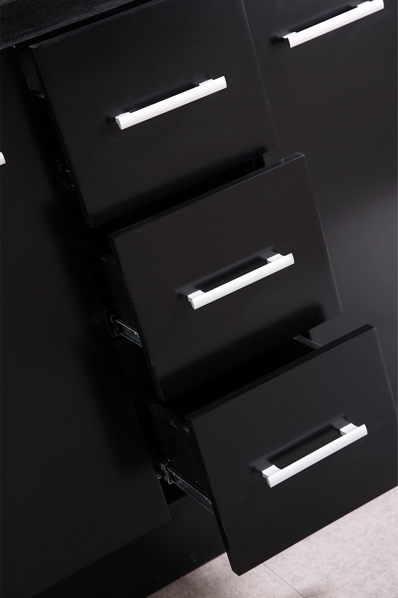 Three Functional Drawers