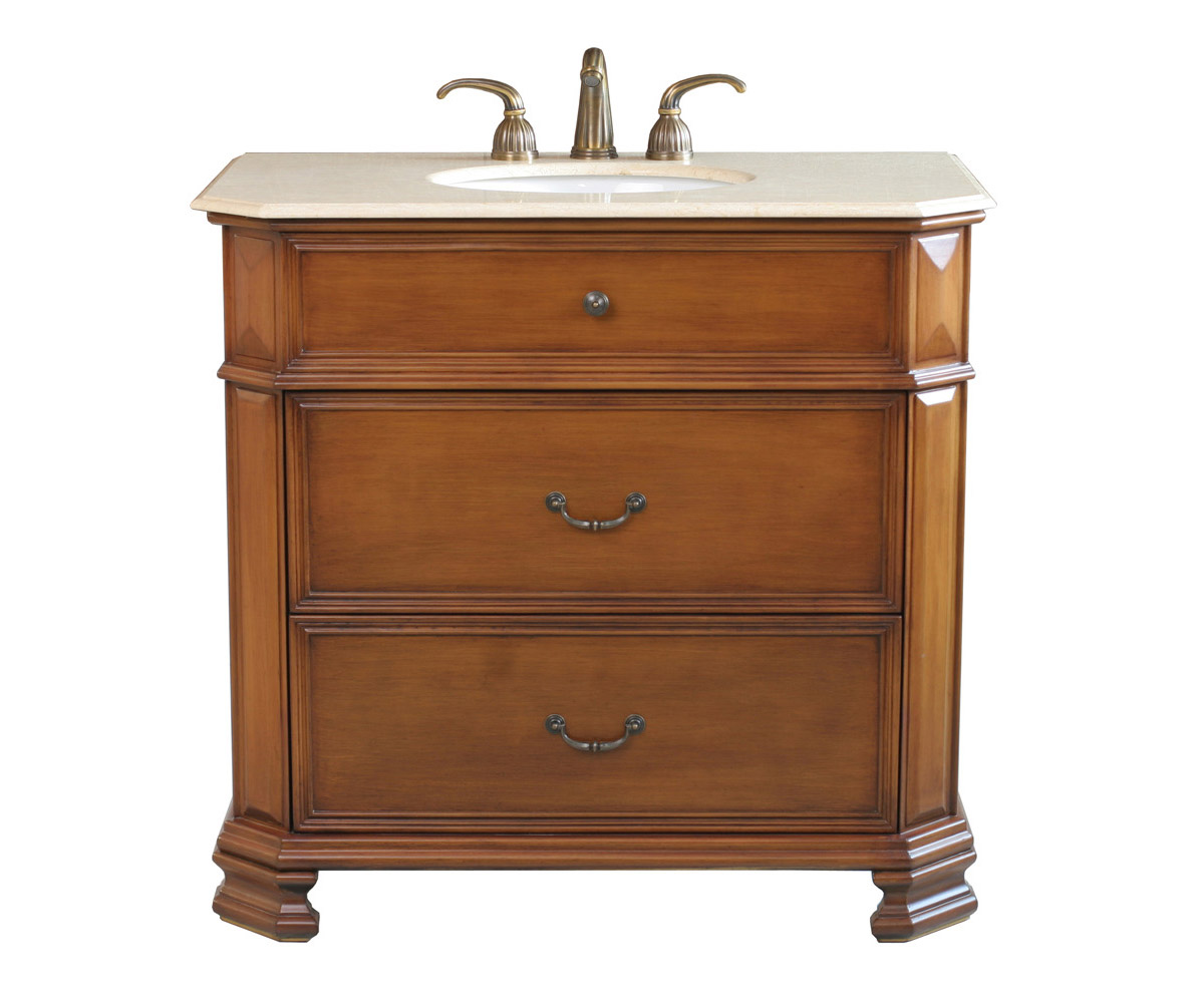 "38"" Waren Single Bath Vanity (faucet not included)"