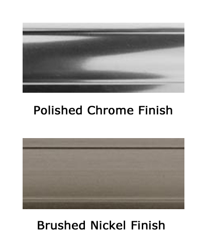 Available Fixture Finishes