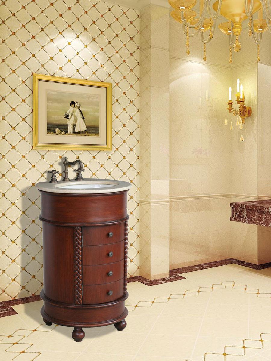 """22"""" Mars Single Bath Vanity"""