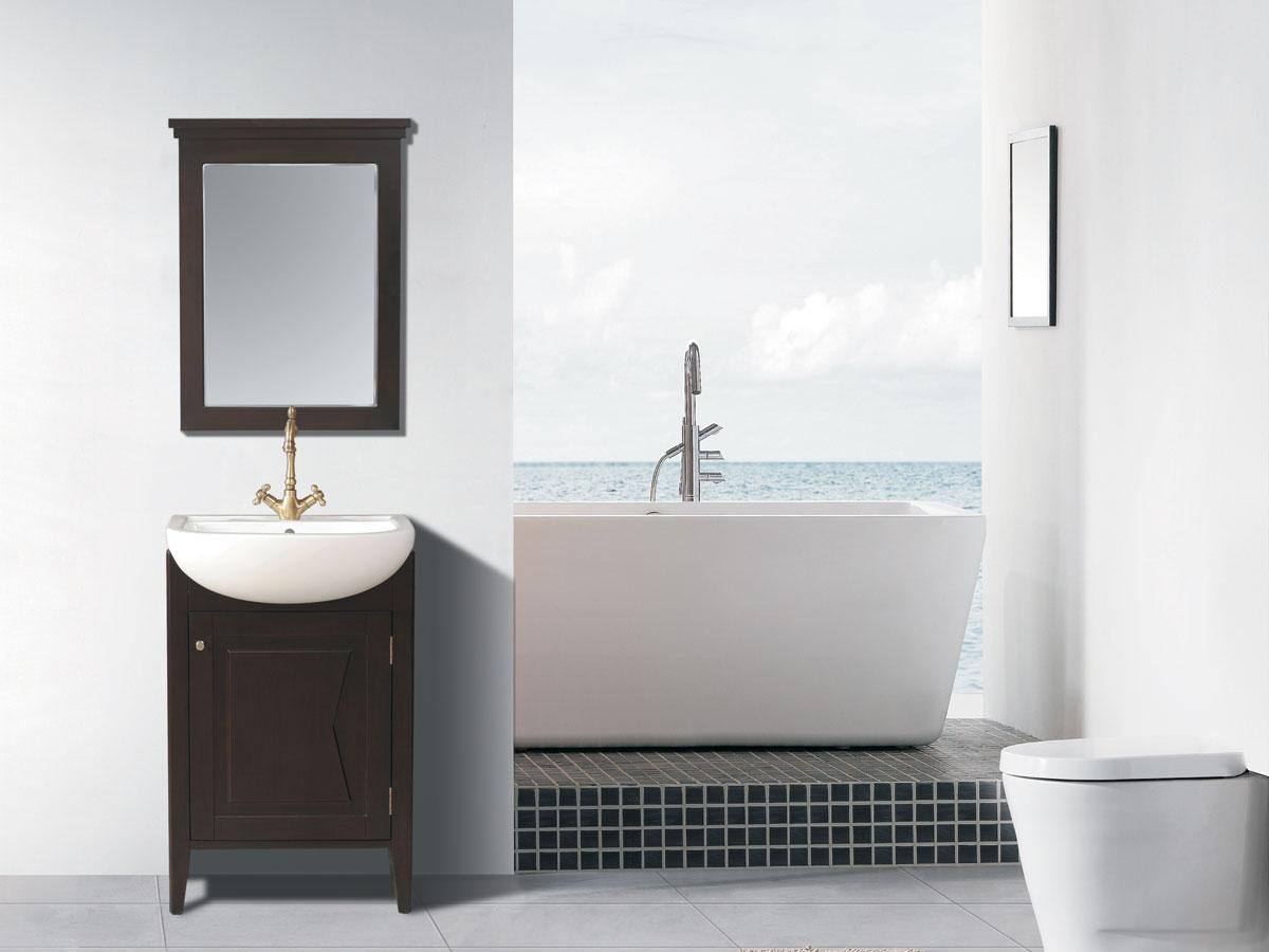 """23"""" Magnolia Single Bath Vanity - with included mirror"""