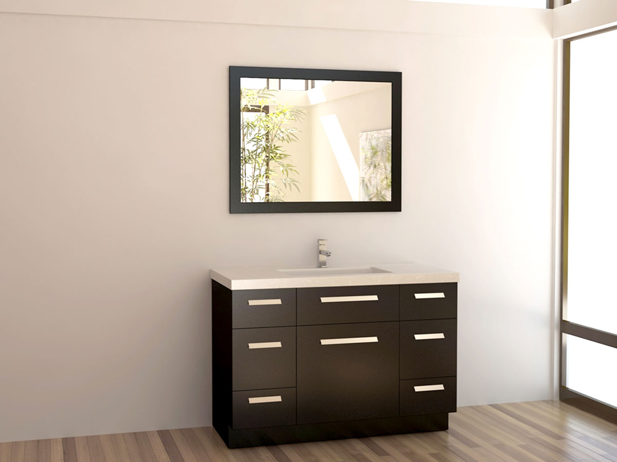 "8"" Moscony Single Vanity"