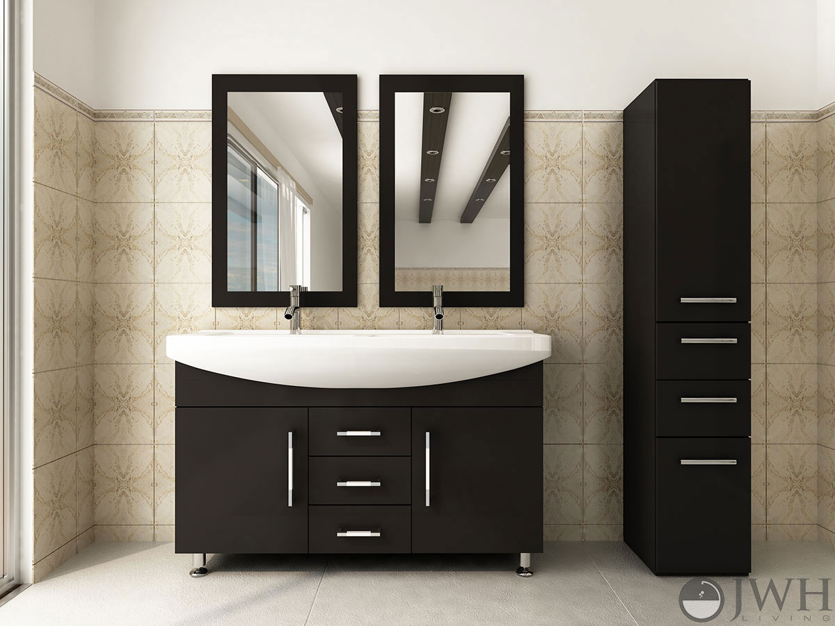 "48"" Celine Double Sink Vanity"