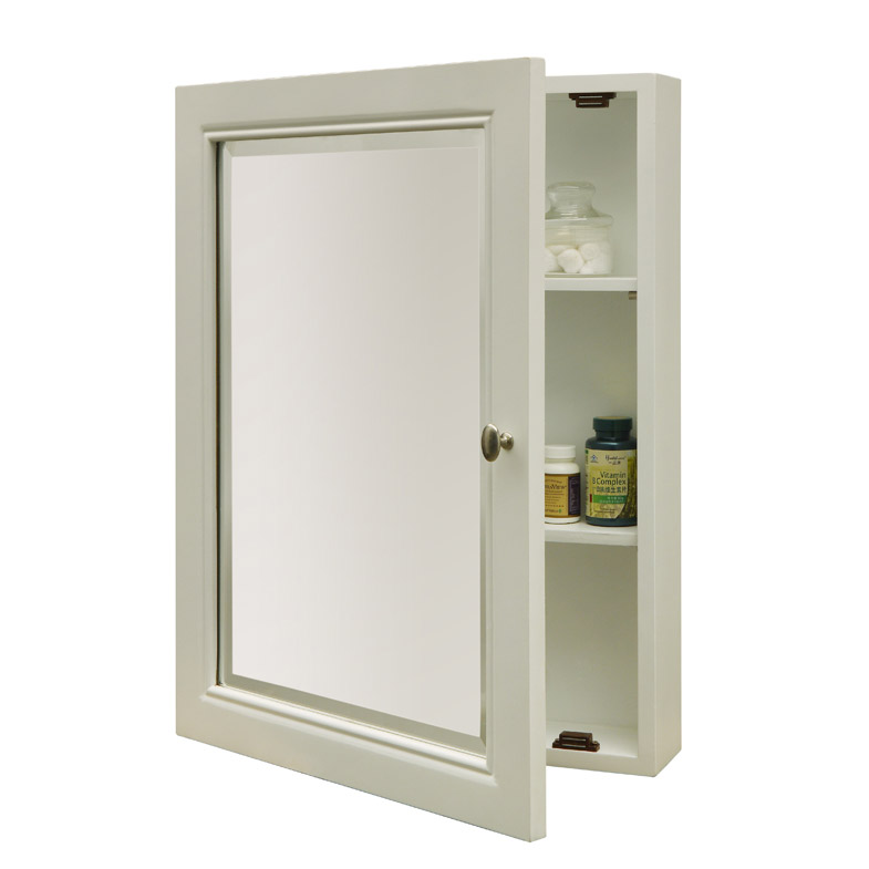 Optional Matching Medicine Cabinet