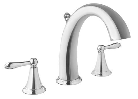 Alexis Faucet in Polished Chrome