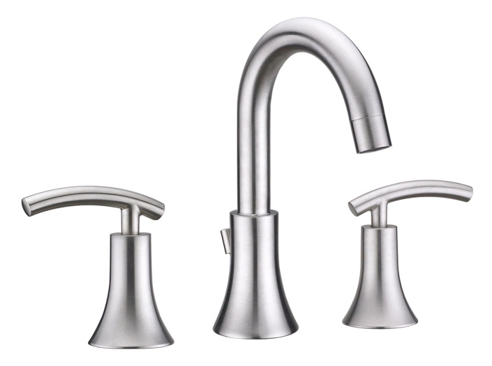 Athen Faucet in Brushed Nickel