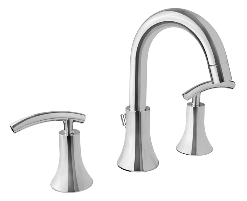 Athen Faucet in Polished Chrome