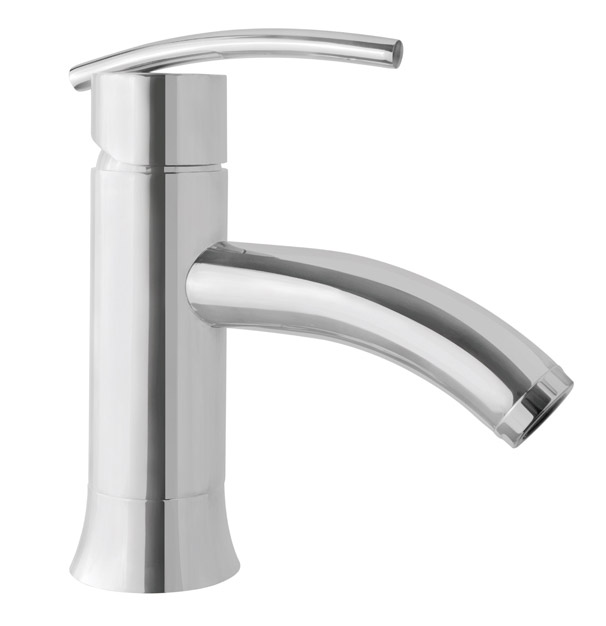 Adonis Faucet in Polished Chrome