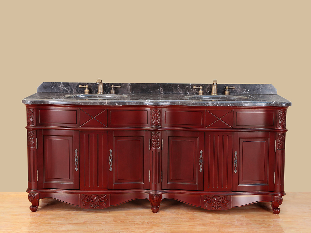 "75"" Marion Double Sink Vanity"