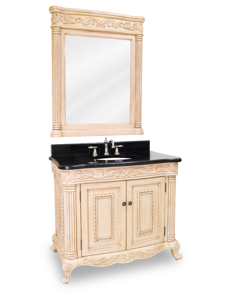 Vanity With Optional Mirror