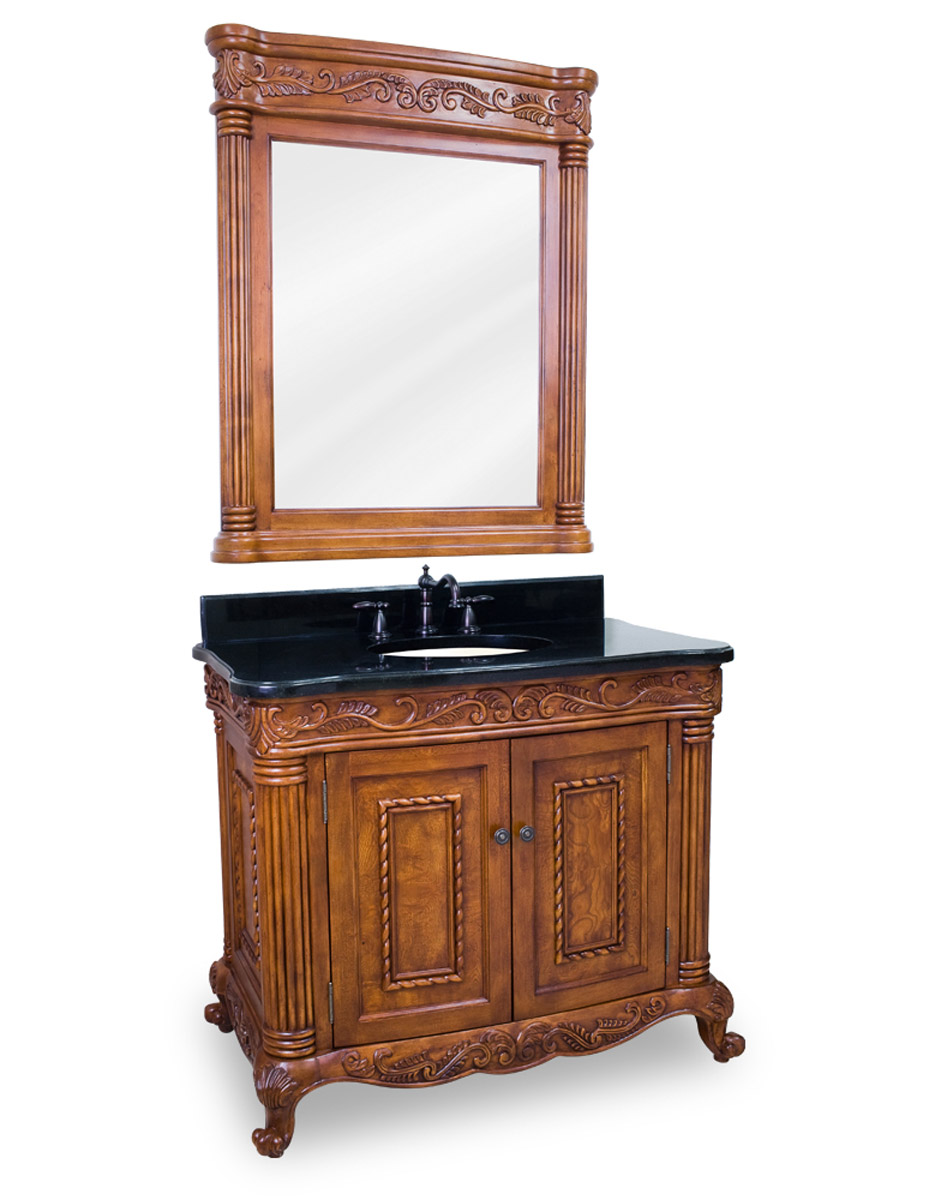 "39"" Broomfield Single Bath Vanity With Mirror"