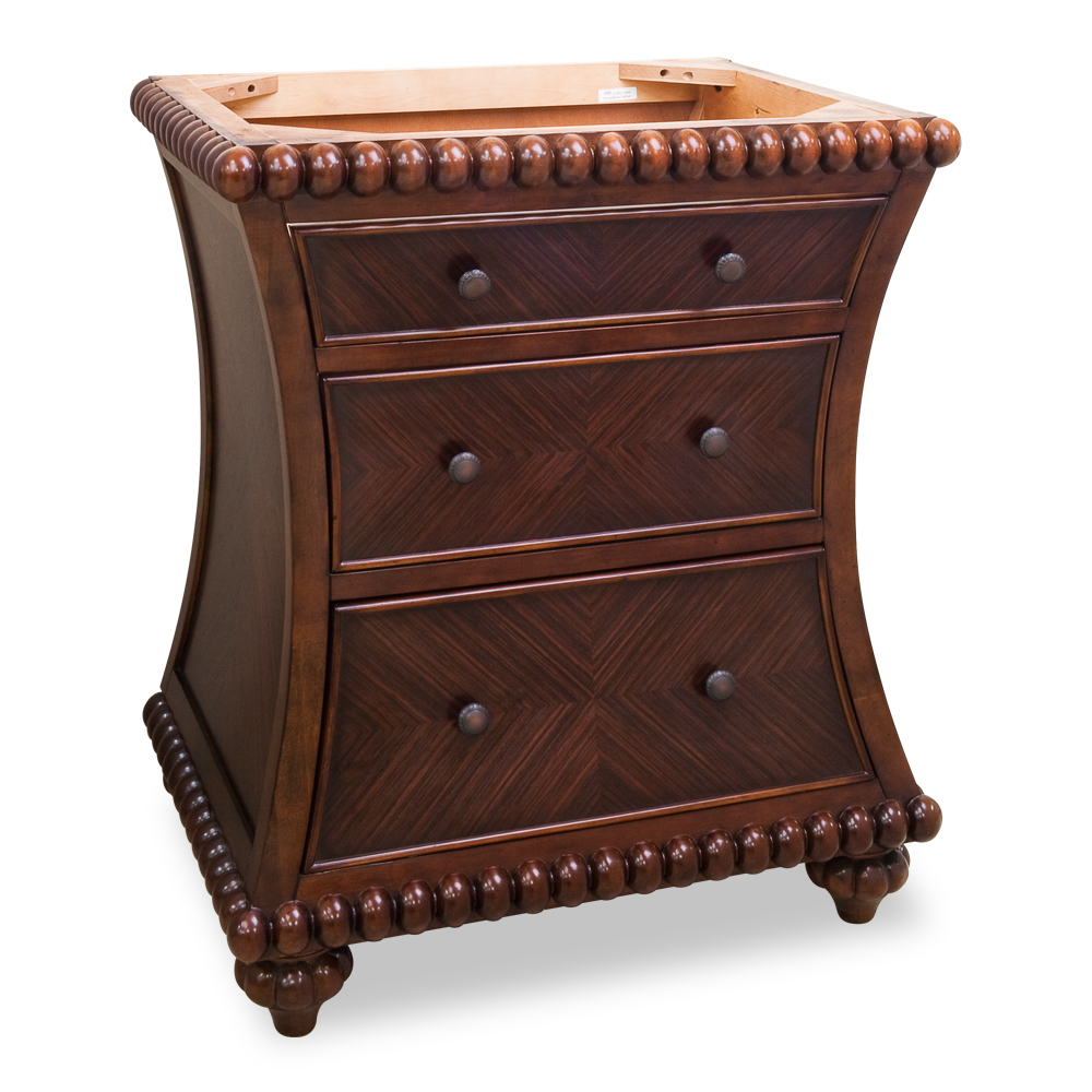 Cabinet Shown Without Top