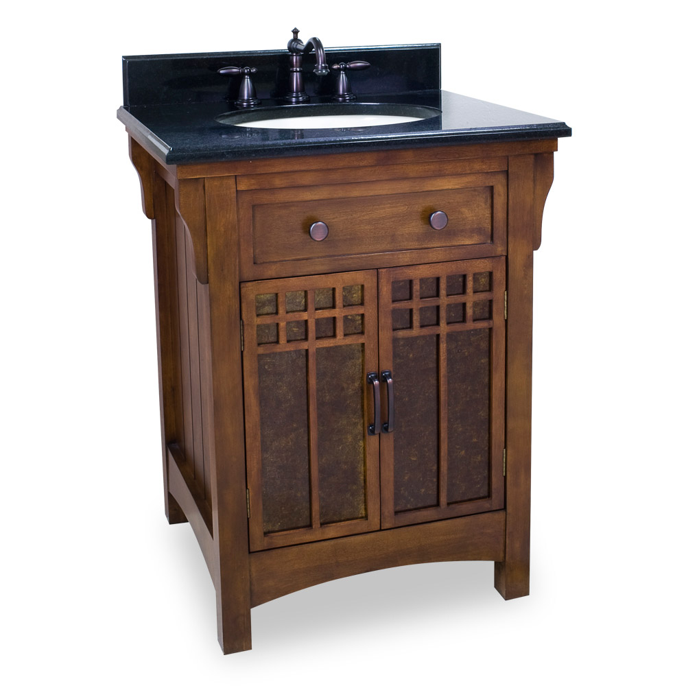 "28"" Cedar Rapids Single Bath Vanity"