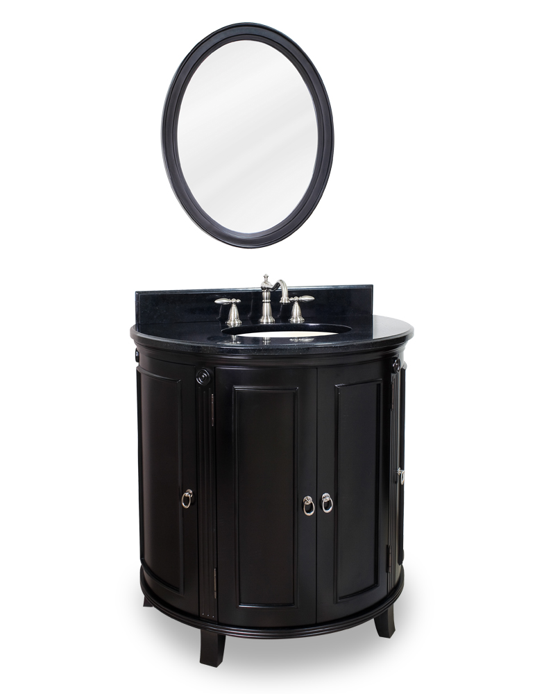 "33.25"" Burlingame Single Bath Vanity With Optional Mirror"