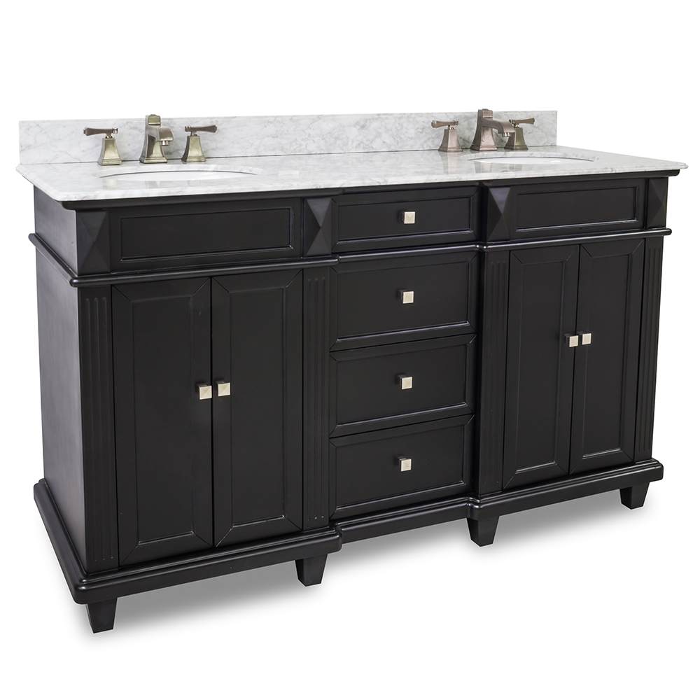"60"" Jupiter Double Sink Vanity"