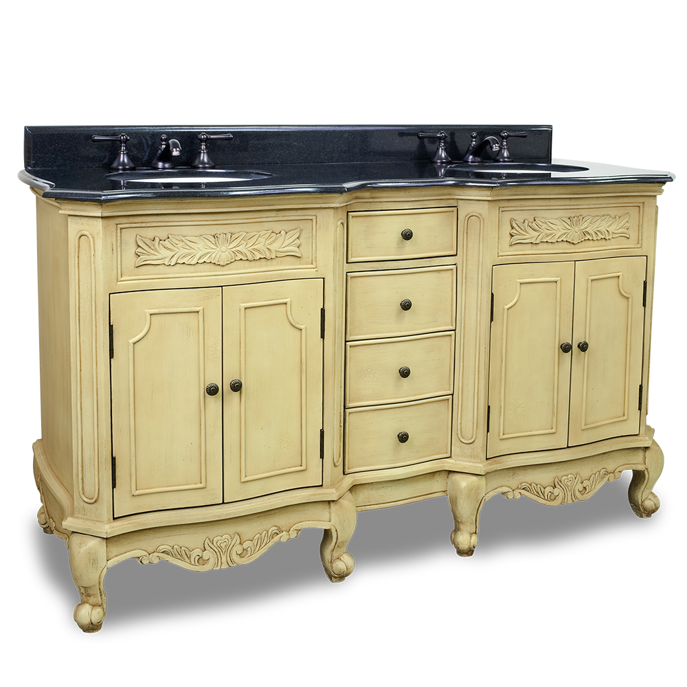 "61"" Point Loma Double Bath Vanity"