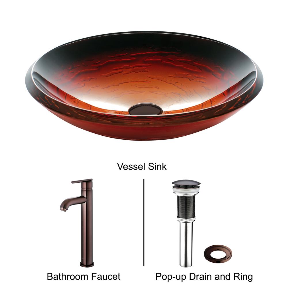 Optional Faucet Set