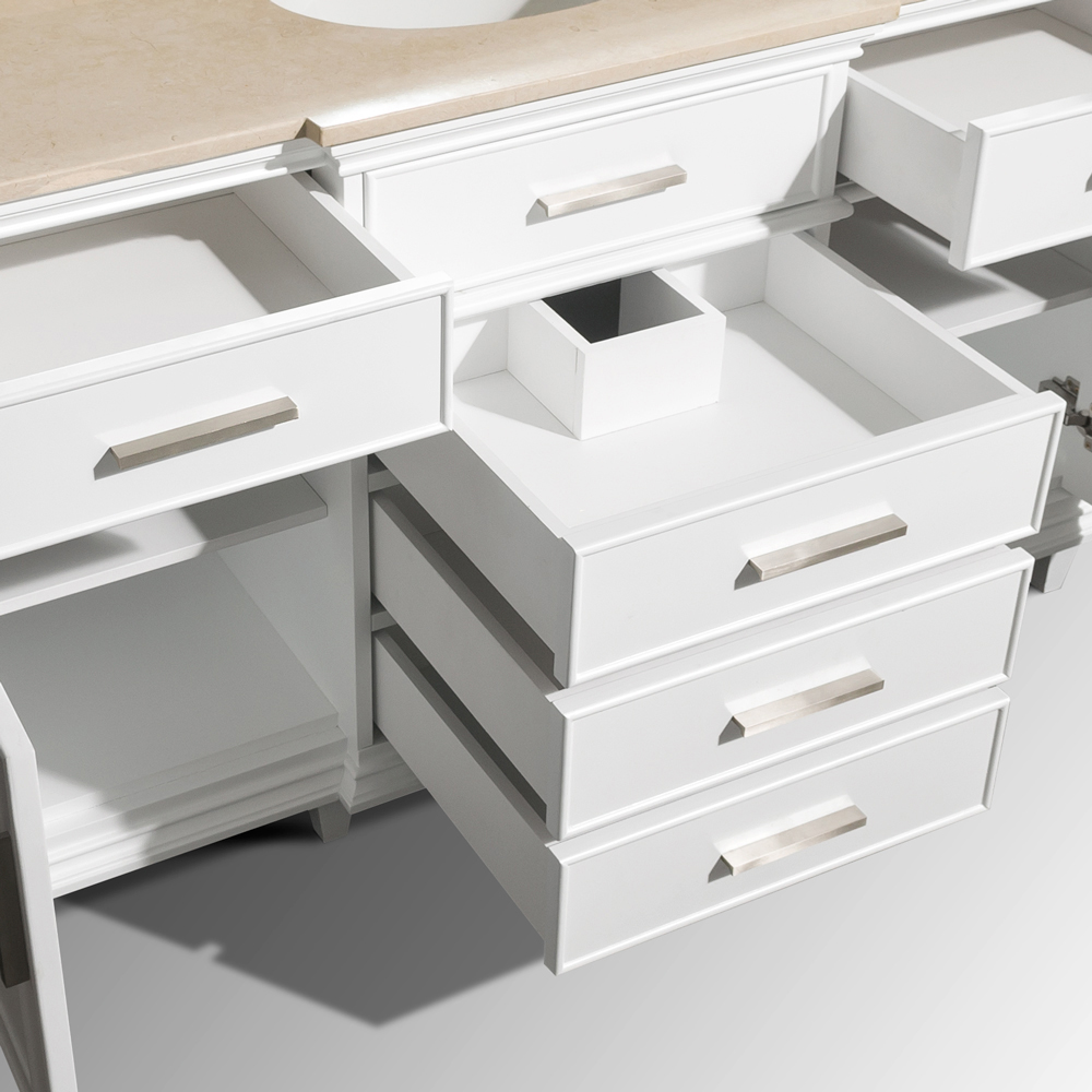 Five Functional Drawers