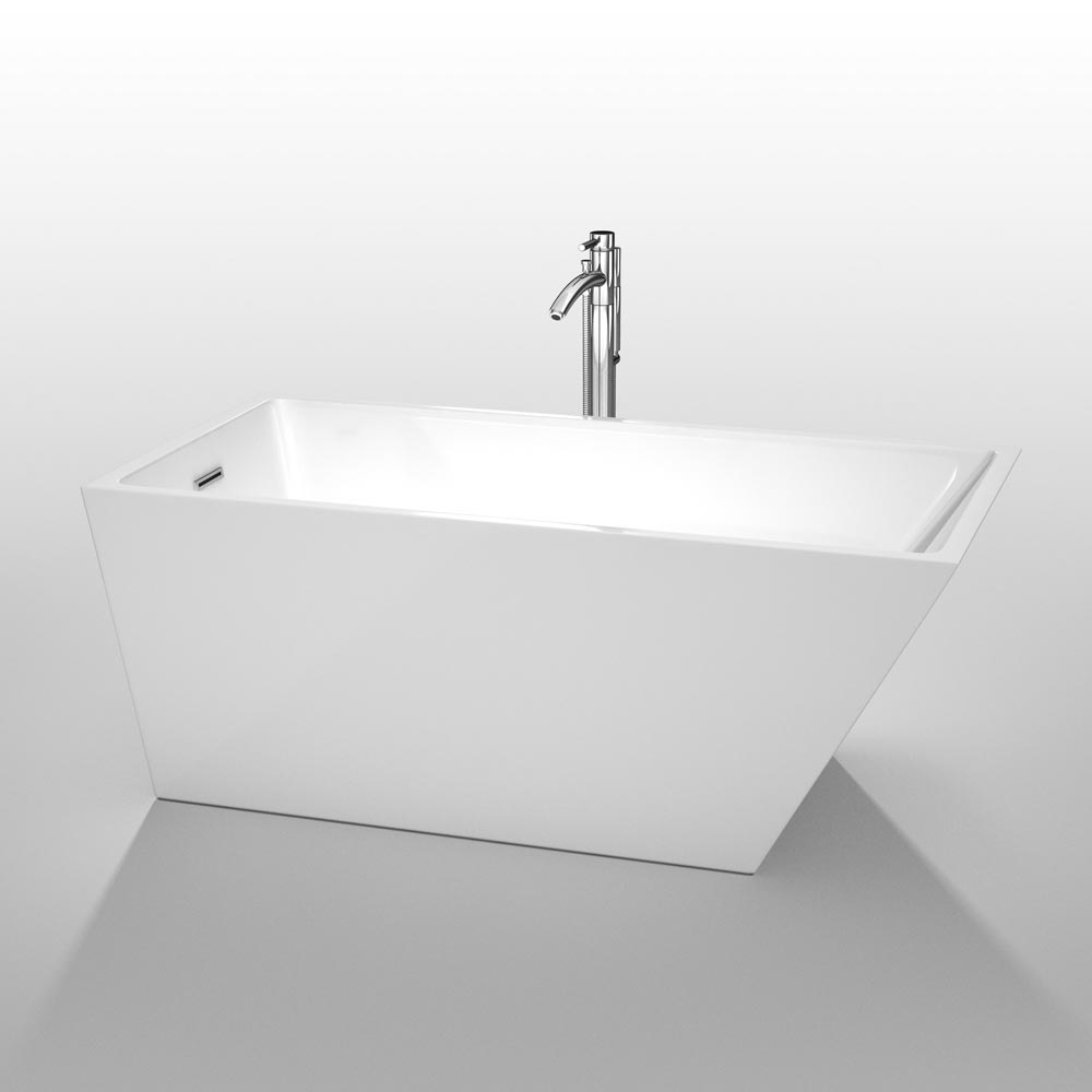 "59"" Hannah Soaking Bath Tub"