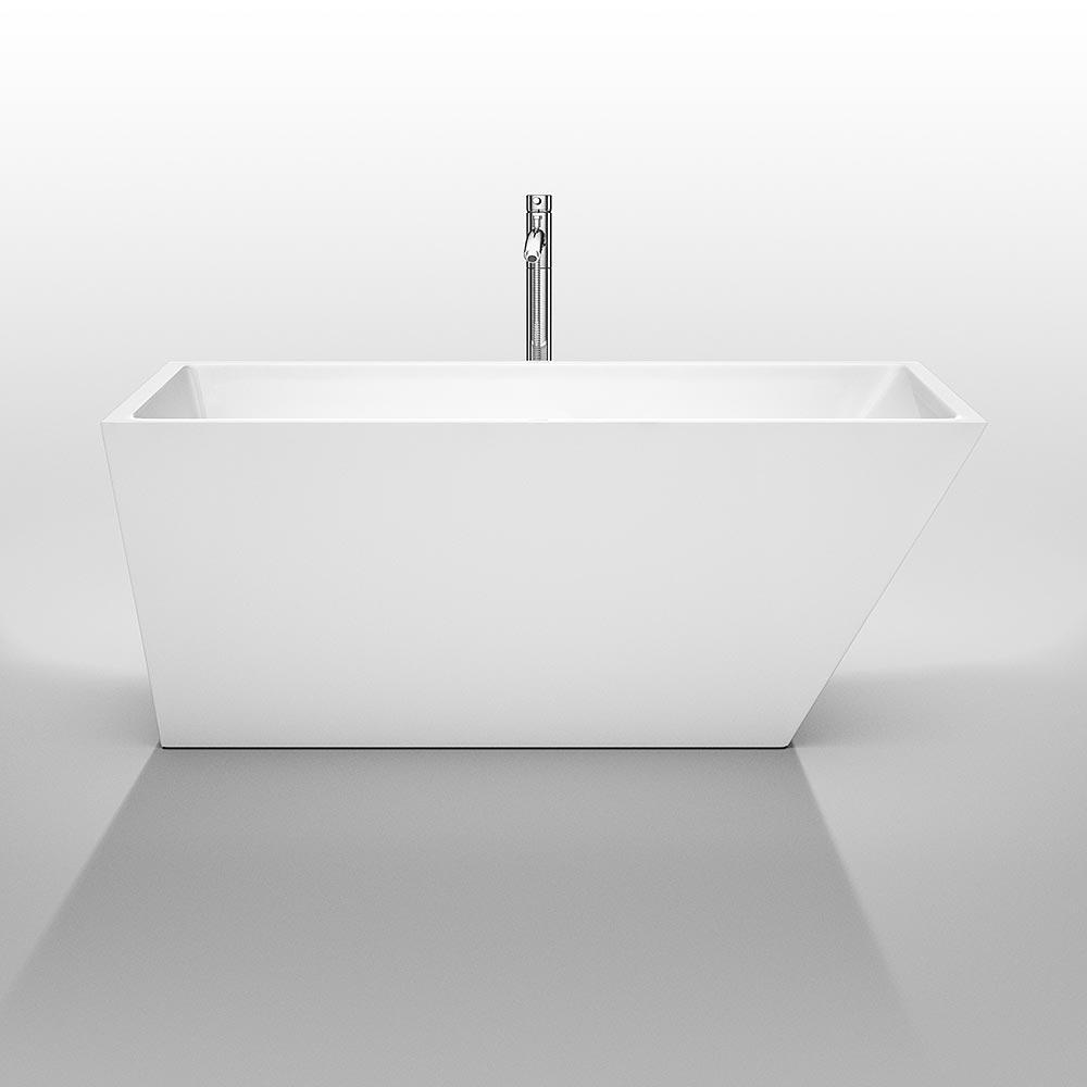 """59"""" Hannah Soaking Bath Tub"""
