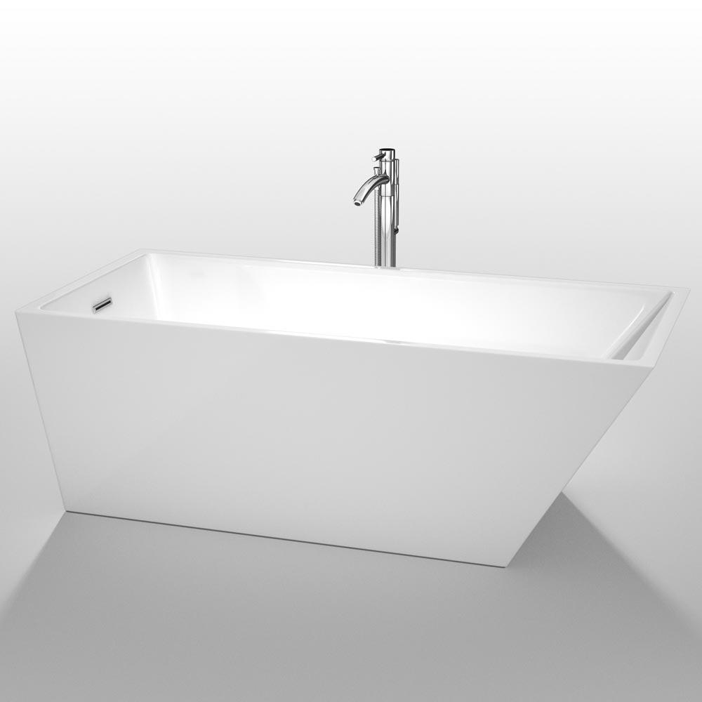 """67"""" Hannah Soaking Bath Tub"""