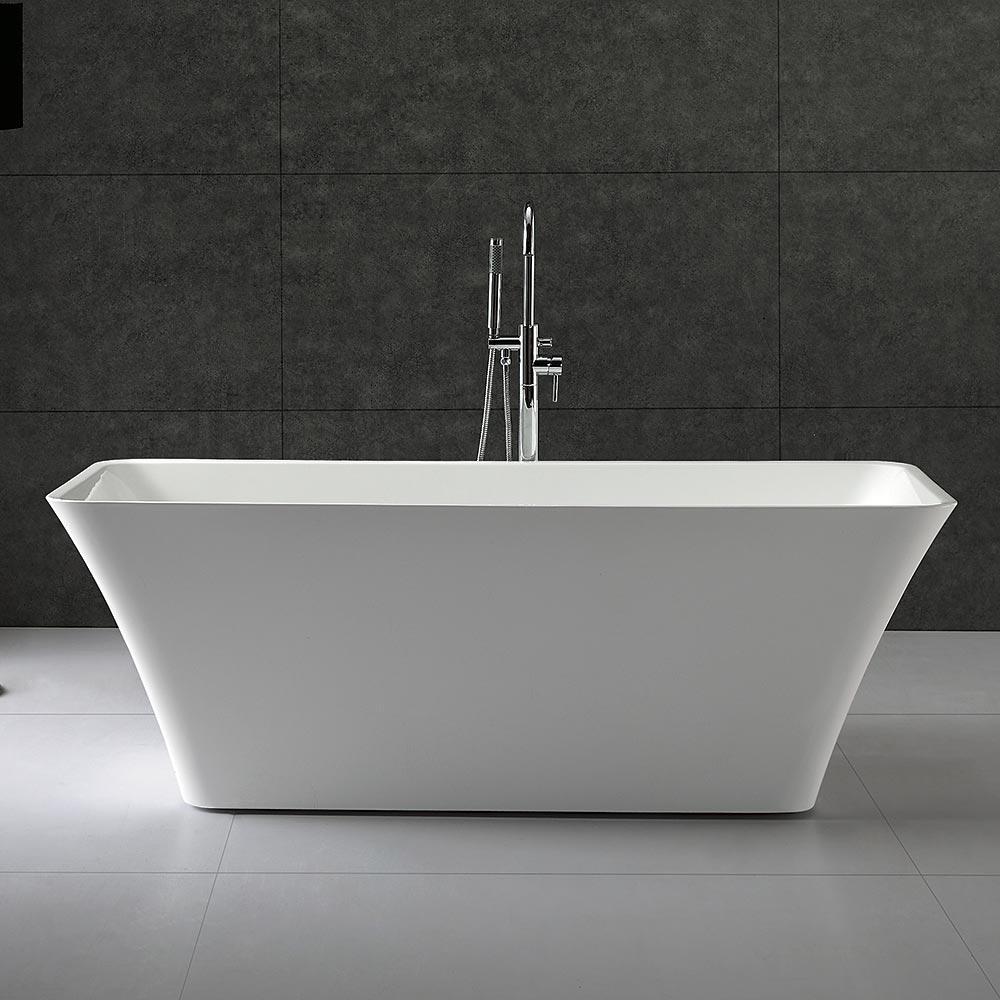 """59"""" Tiffany Soaking Bath Tub"""