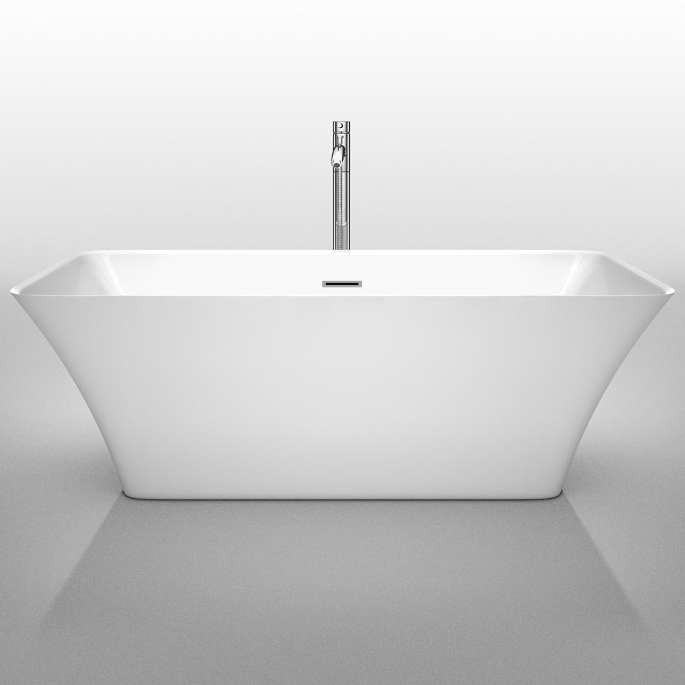 "67"" Tiffany Soaking Bath Tub"