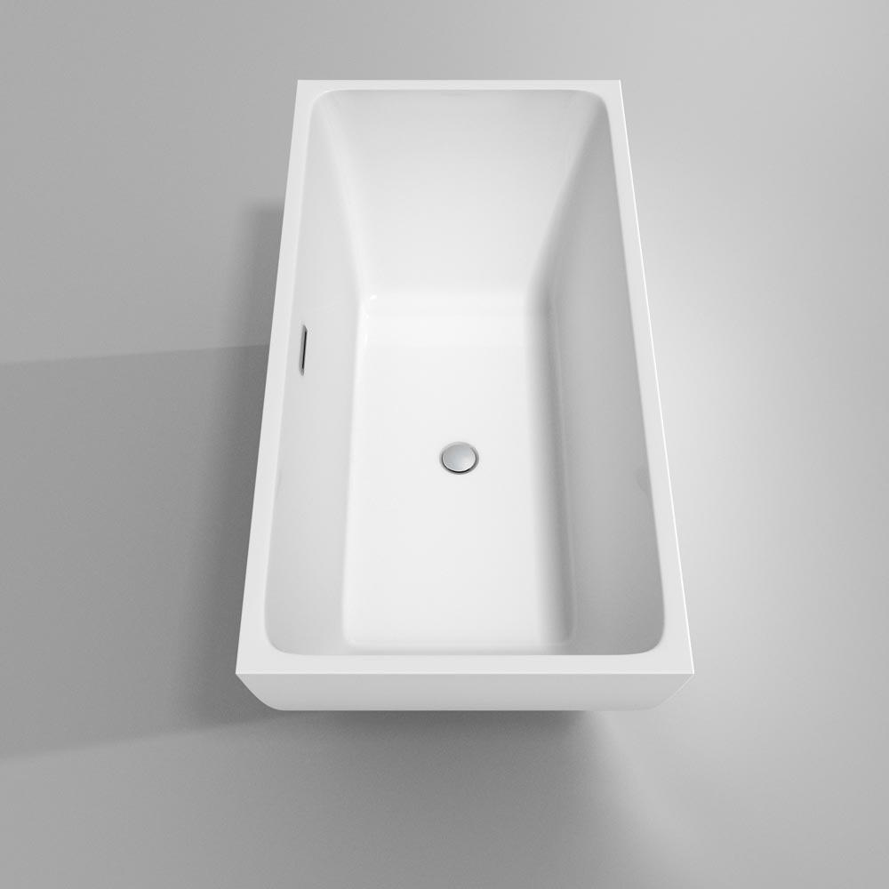 "59"" Rachel Soaking Bath Tub"
