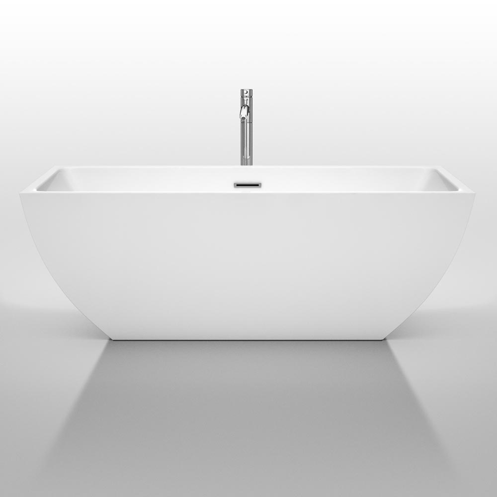 "67"" Rachel Soaking Bath Tub"