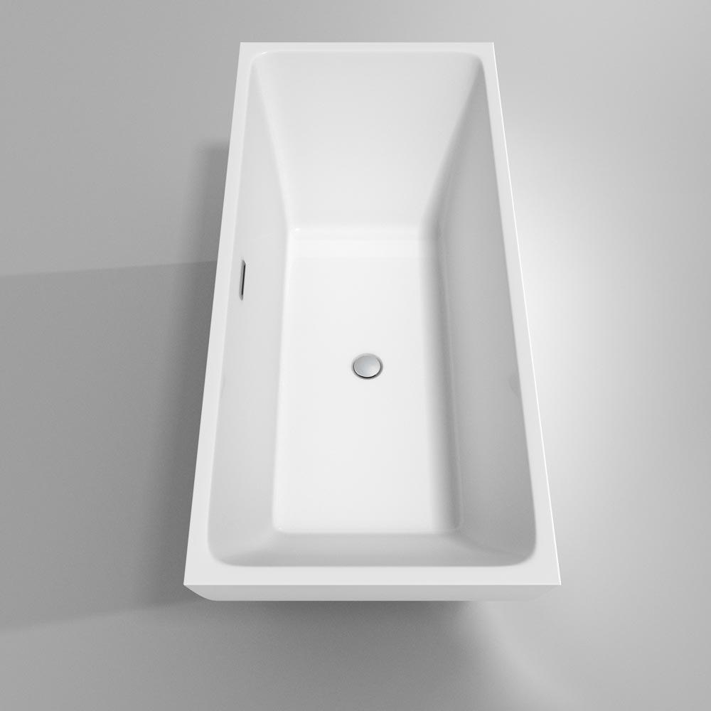 "67"" Rachel Soaking Bath Tub"