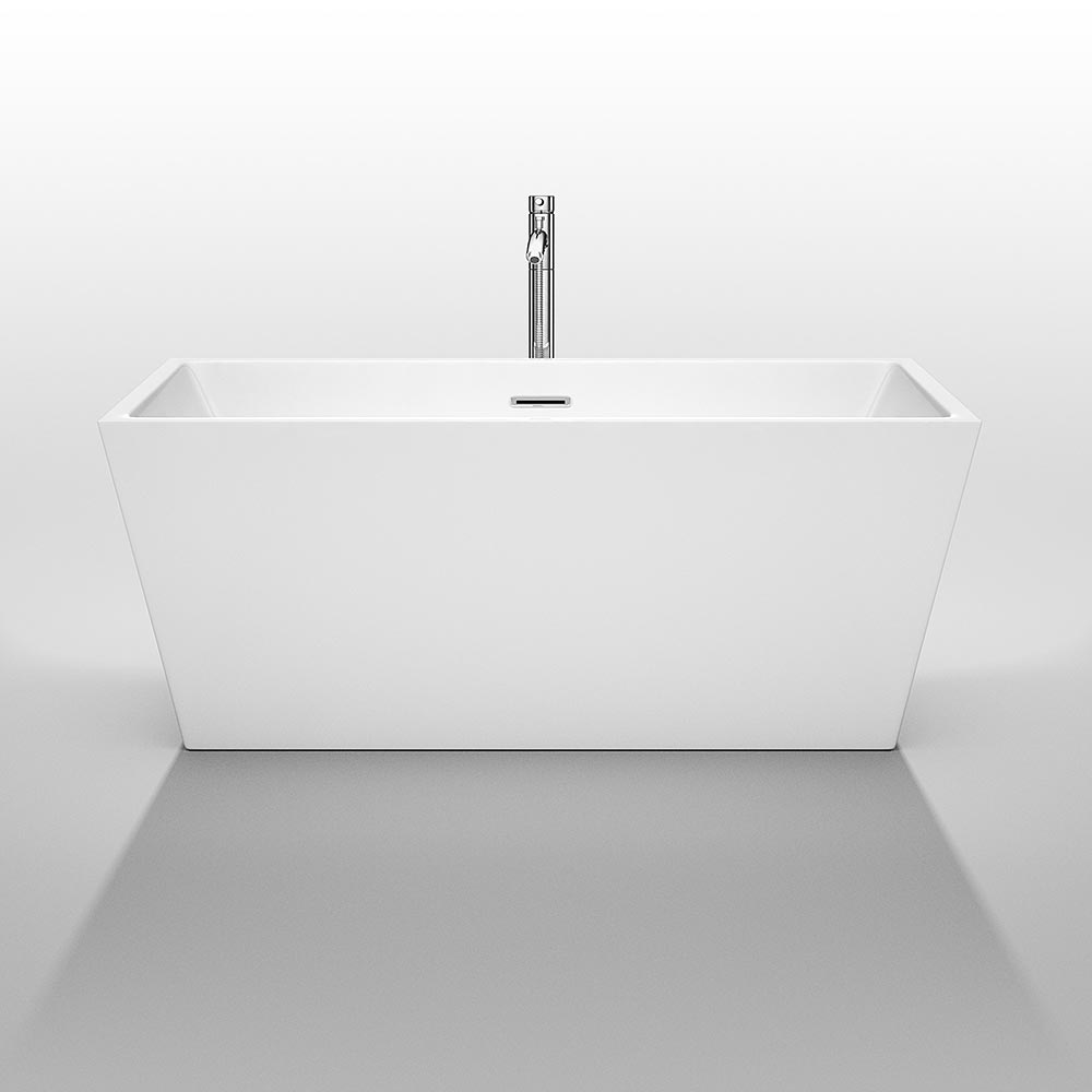 "59"" Sara Soaking Bath Tub"