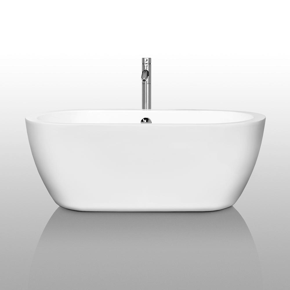 "60"" Soho Soaking Bath Tub"
