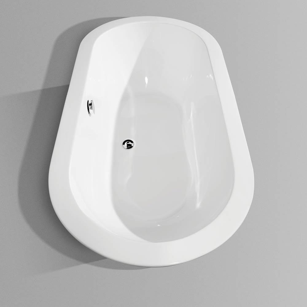 "60"" Soho Soaking Bath Tub"