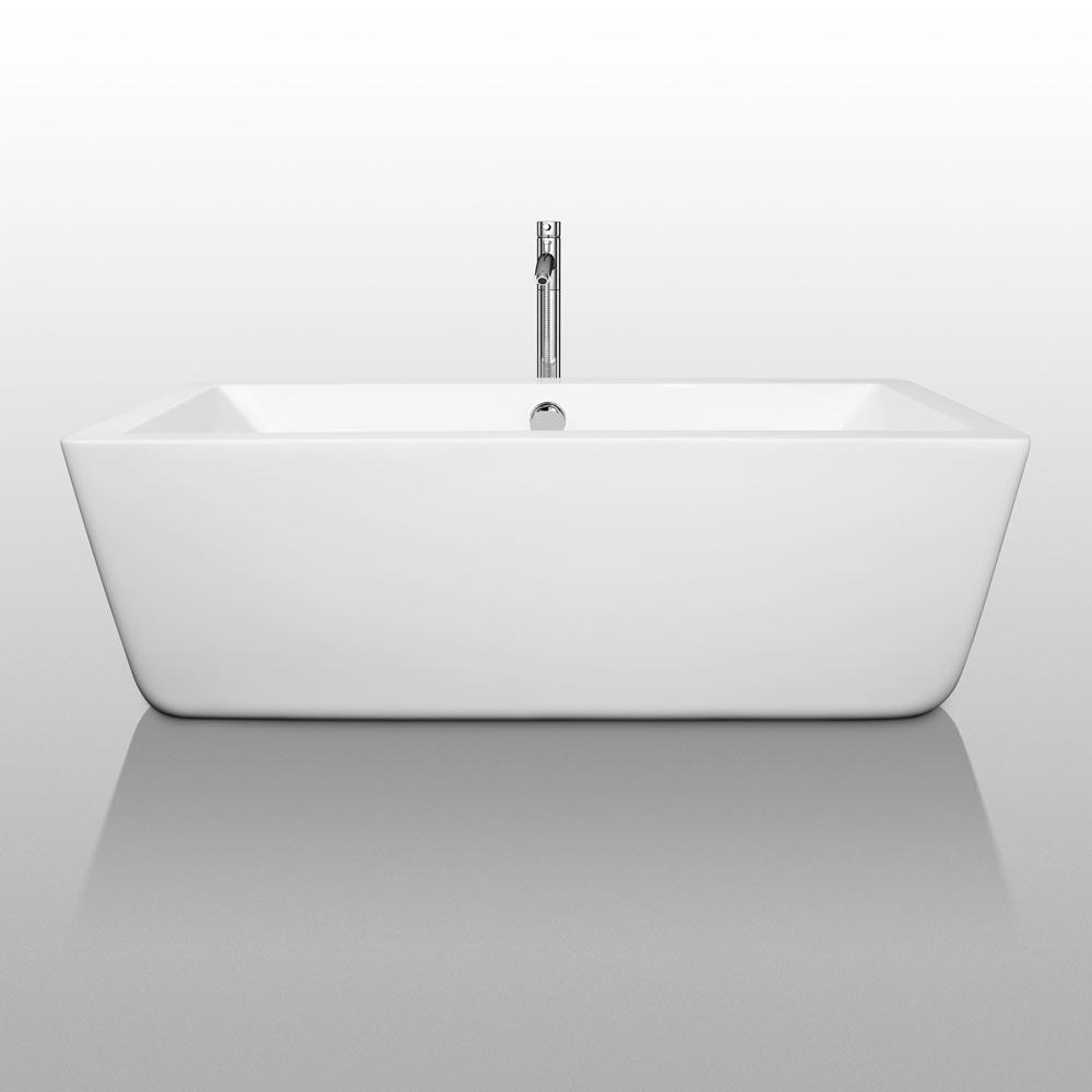 "59"" Laura Soaking Bath Tub"