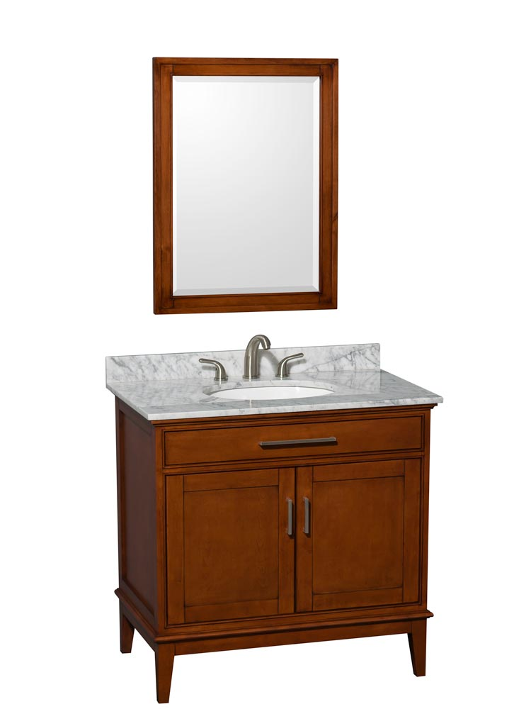 Shown with Optional Mirror