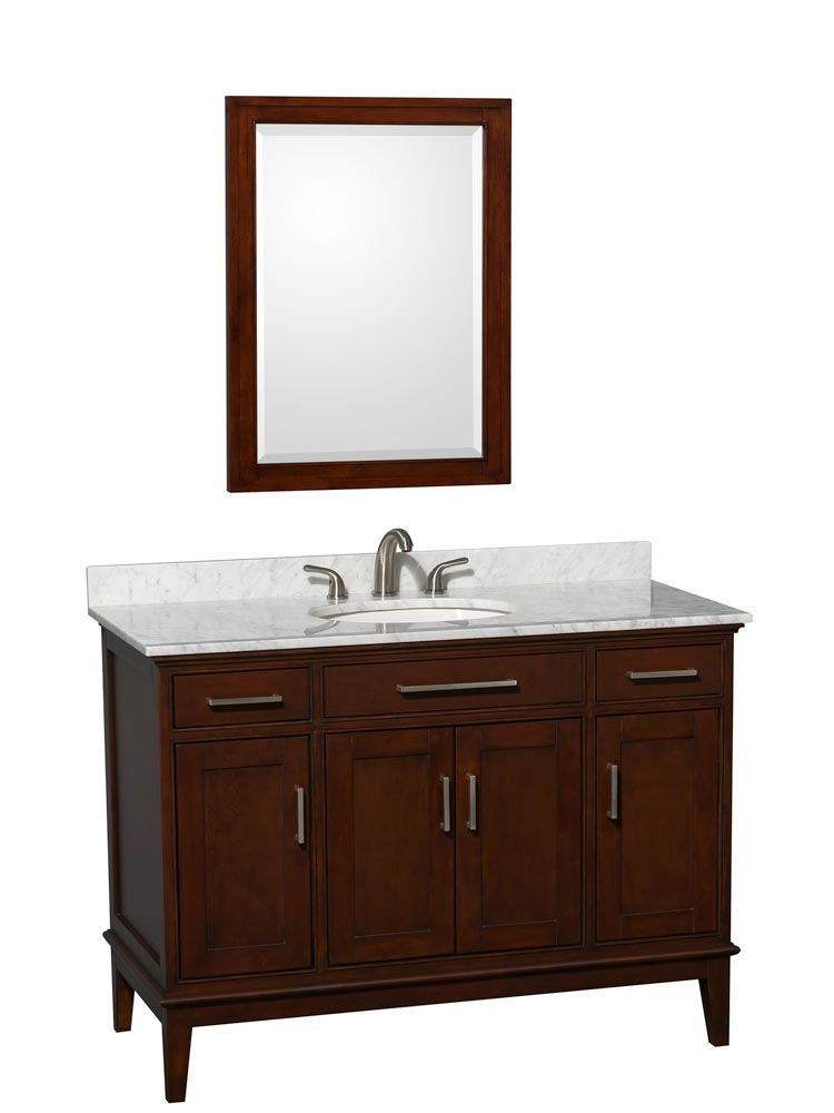 Shown with Optional Small Mirror