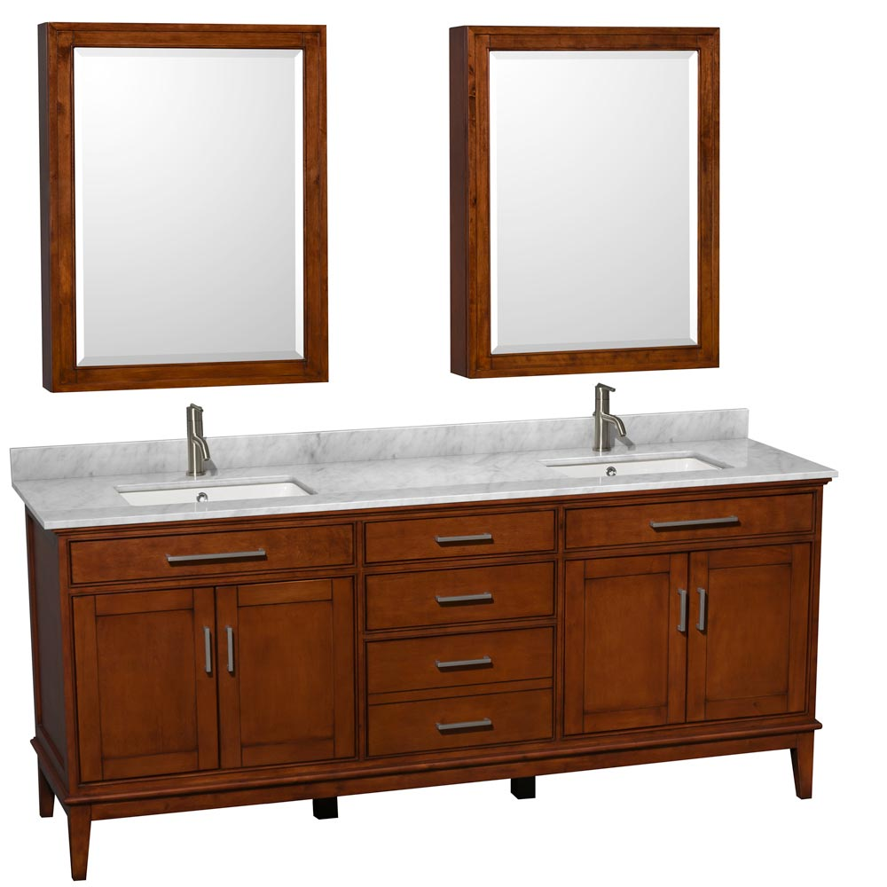 Shown with Optional Medicine Cabinets