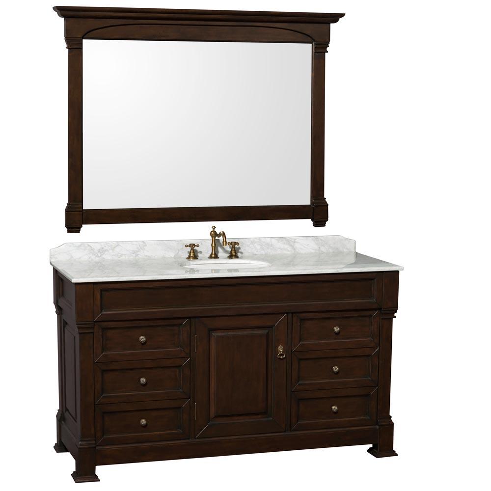 """60"""" Andover Single Bath Vanity"""