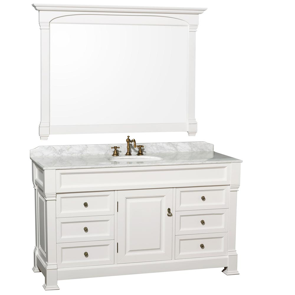 "60"" Andover Single Bath Vanity"