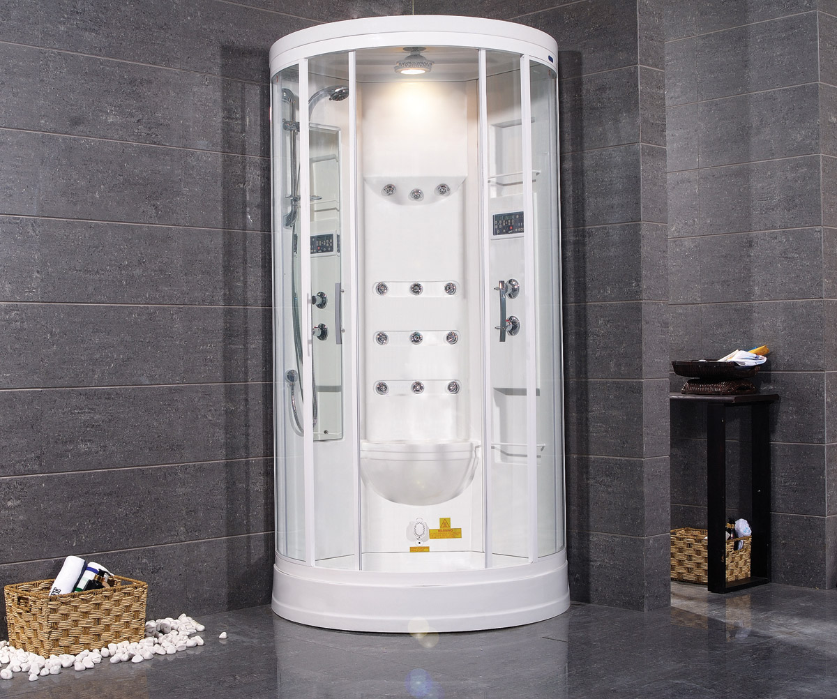 Maurice Steam Shower