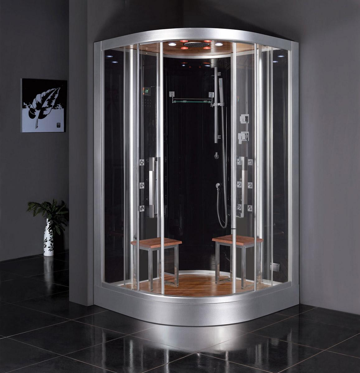 Maximus Premium Steam Shower