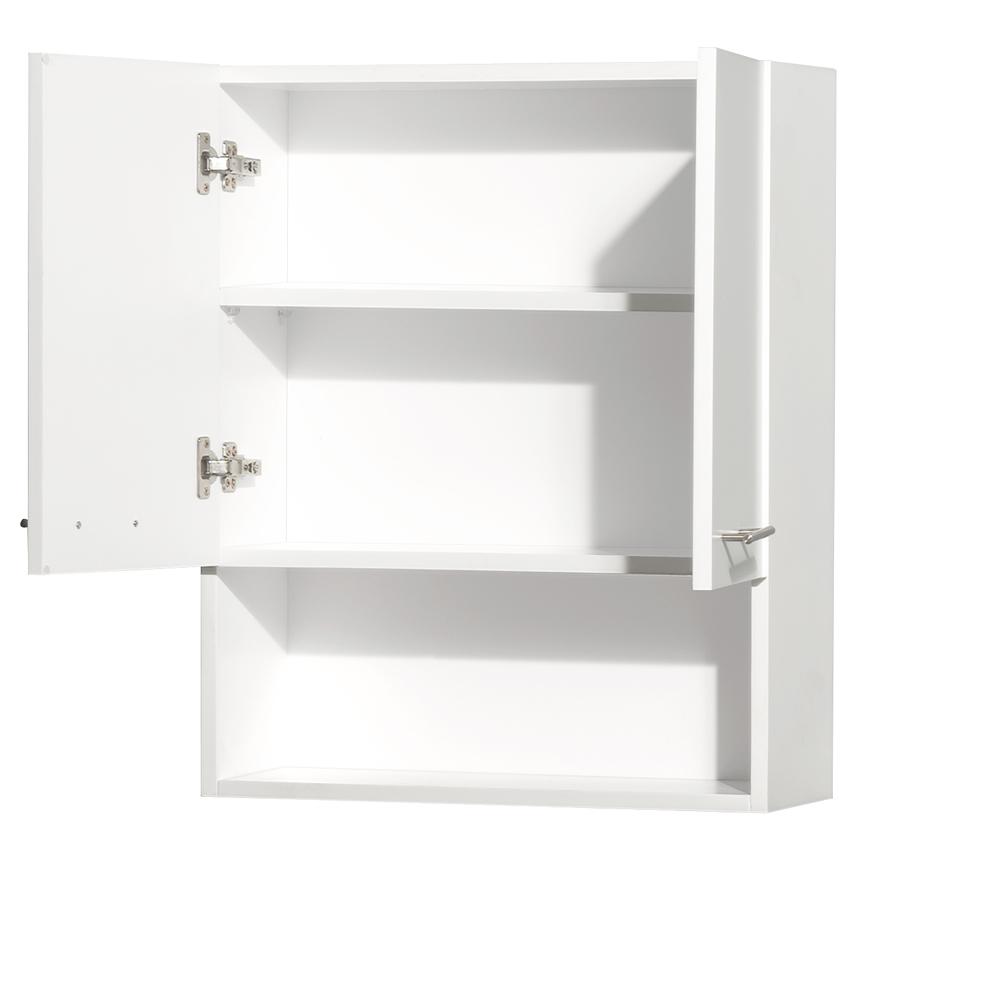 Soft-Closing Double-Door Cabinet