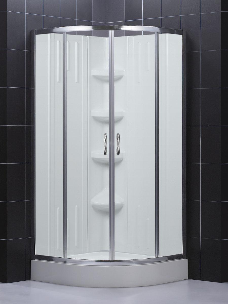 Dreamline Qwall 2 Shower Backwall Kit Bathgems Com