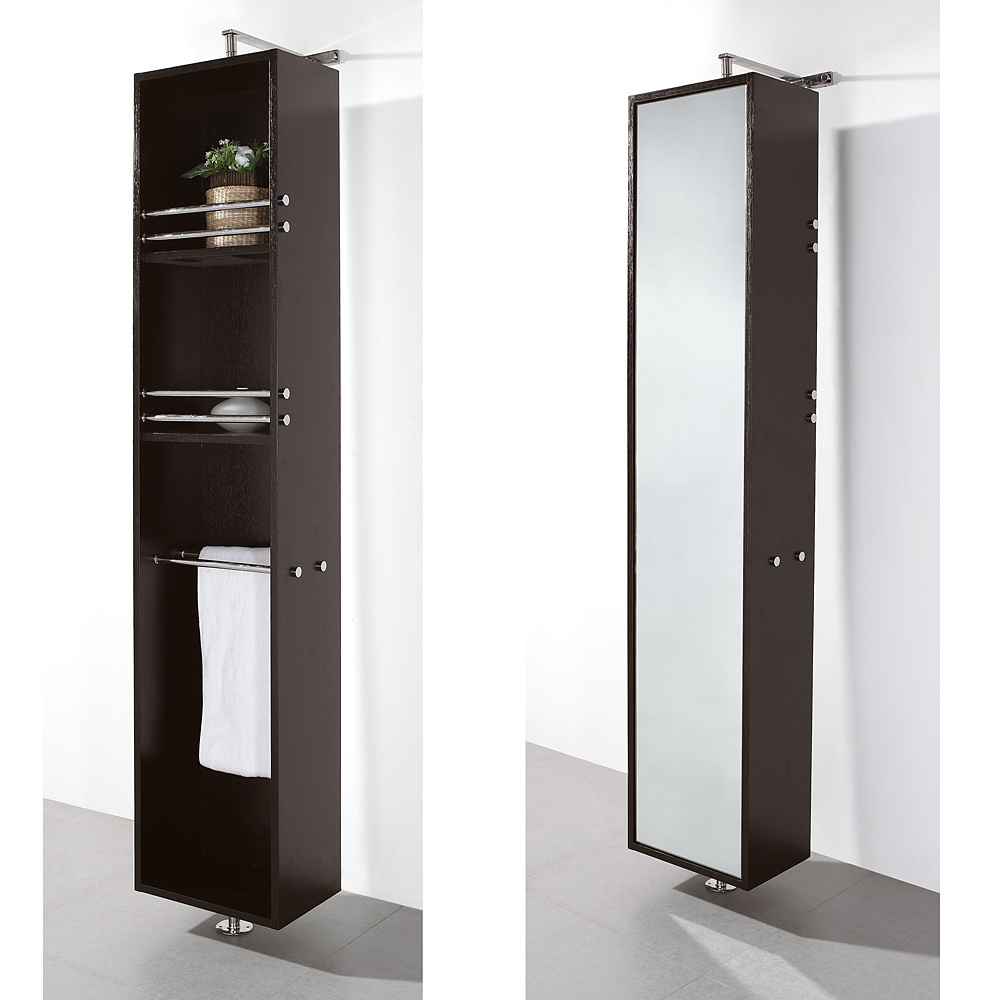 Claire Rotating Floor Cabinet