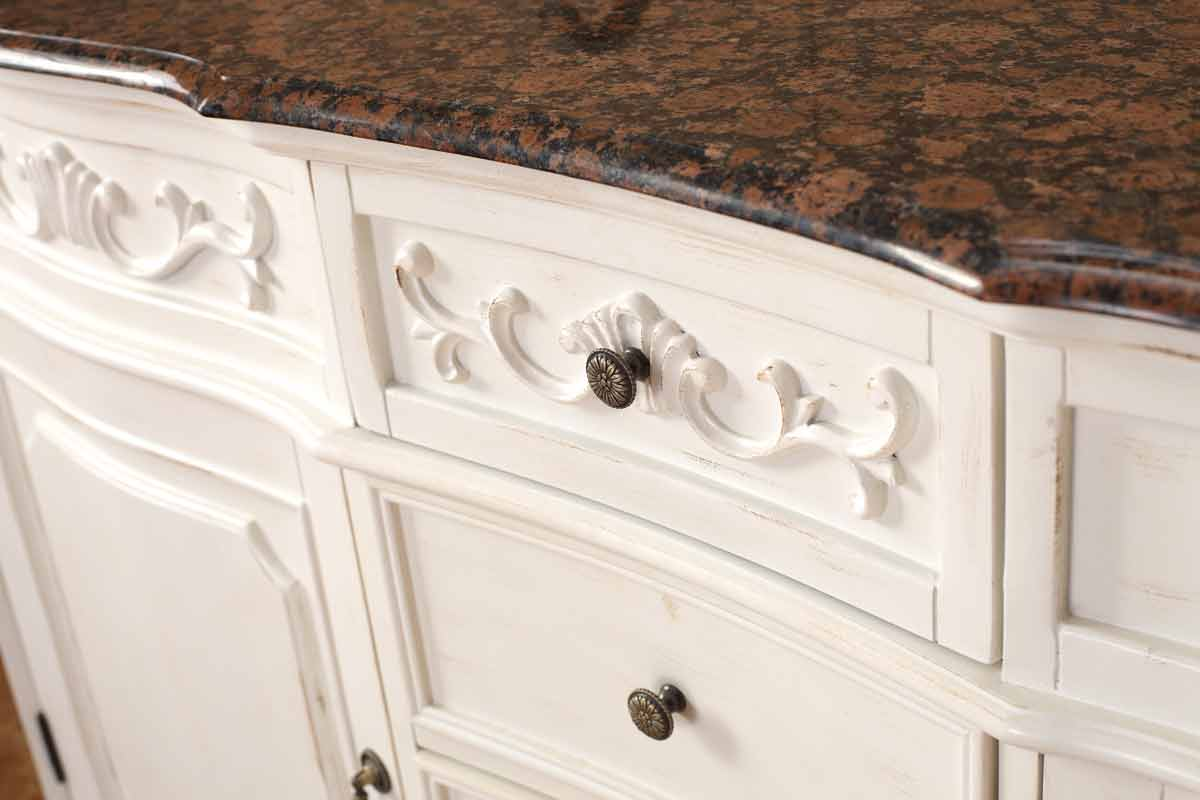 "60"" Donnybrook Double Sink Vanity"