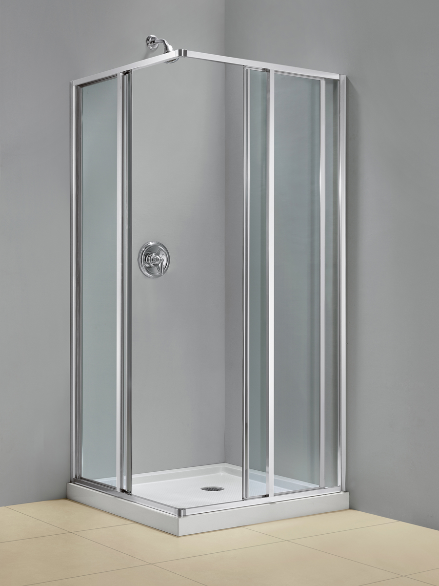 Corner shower enclosure kits by famous brands useful for 100 doors door 56
