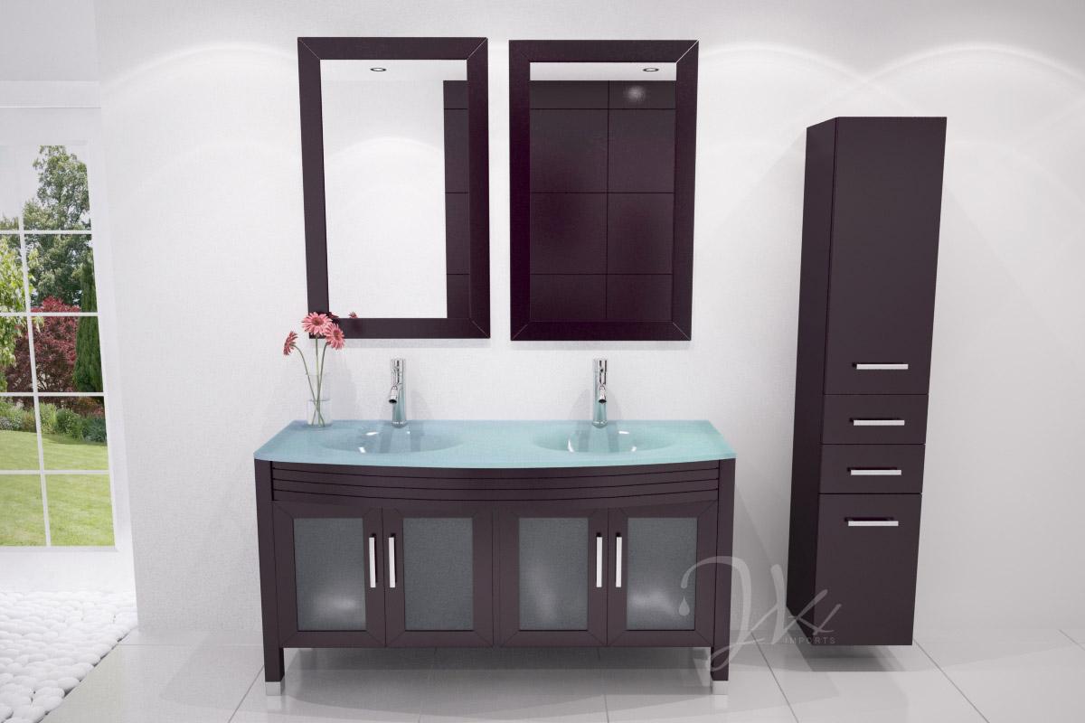 Regent Double Bathroom Vanity