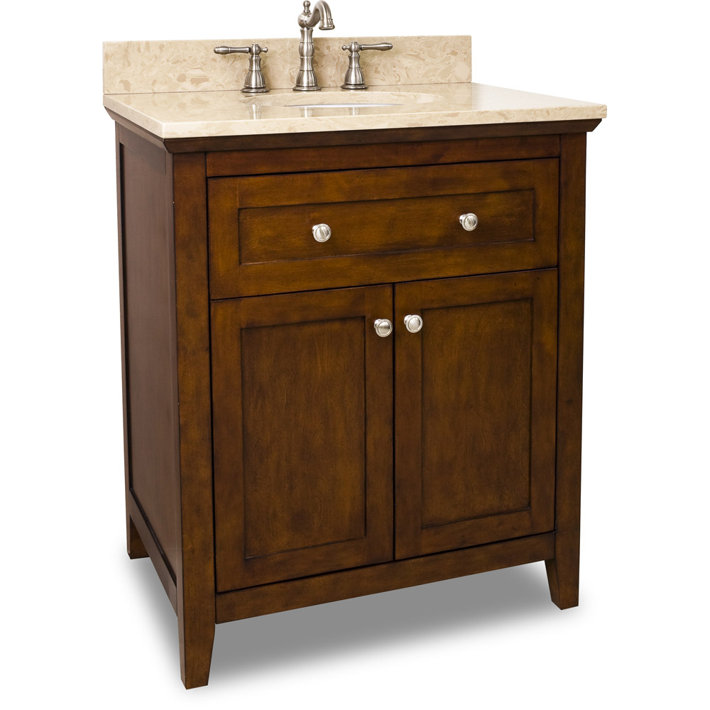 Traditional Single Vanity
