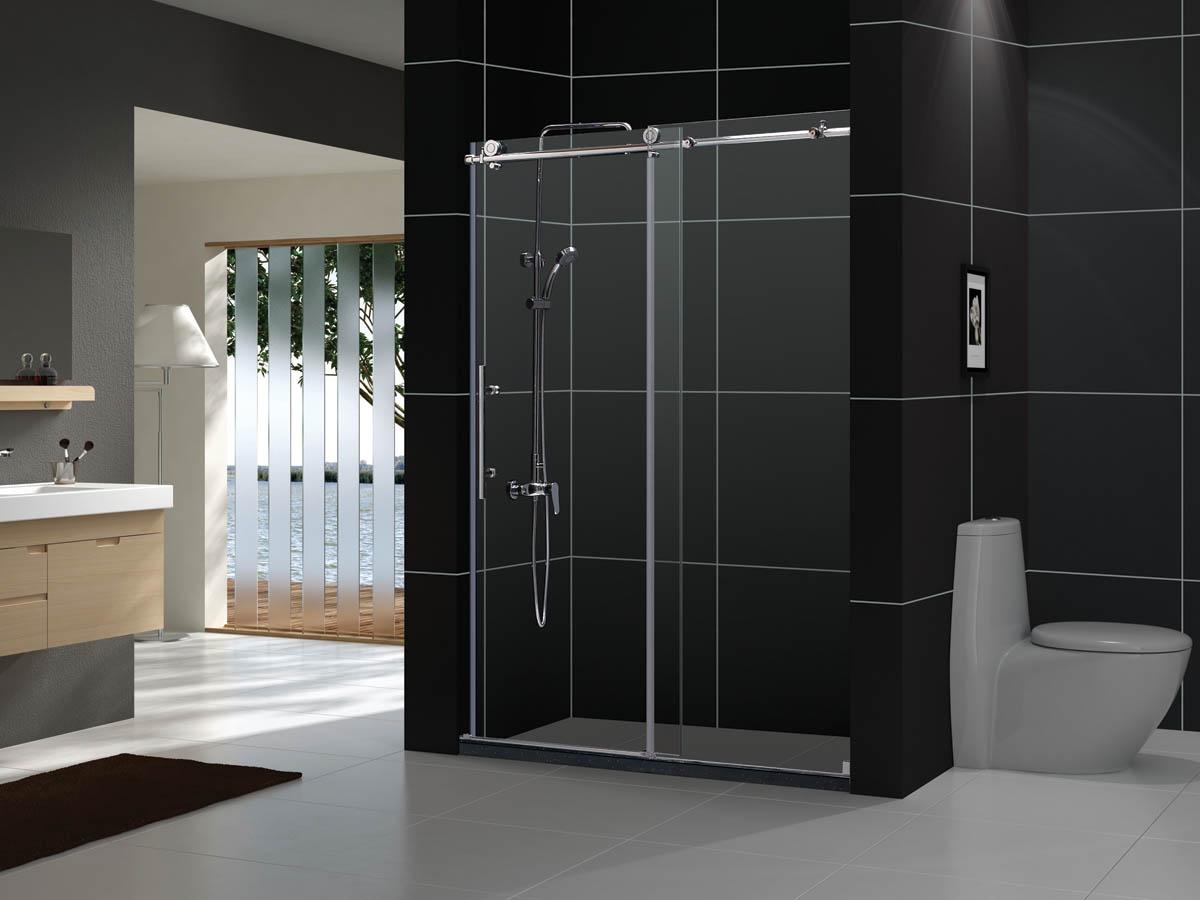 Zurich Deluxe Sliding Shower Door
